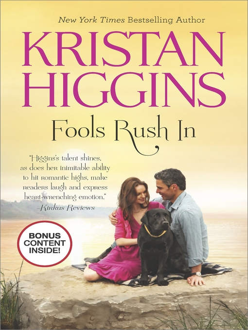 Title details for Fools Rush In by Kristan Higgins - Available