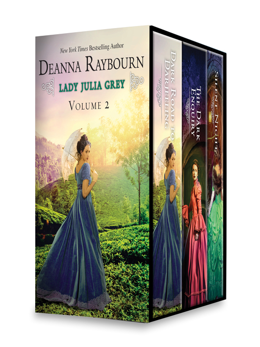 Title details for Deanna Raybourn Lady Julia Grey, Volume 2 by DEANNA RAYBOURN - Wait list