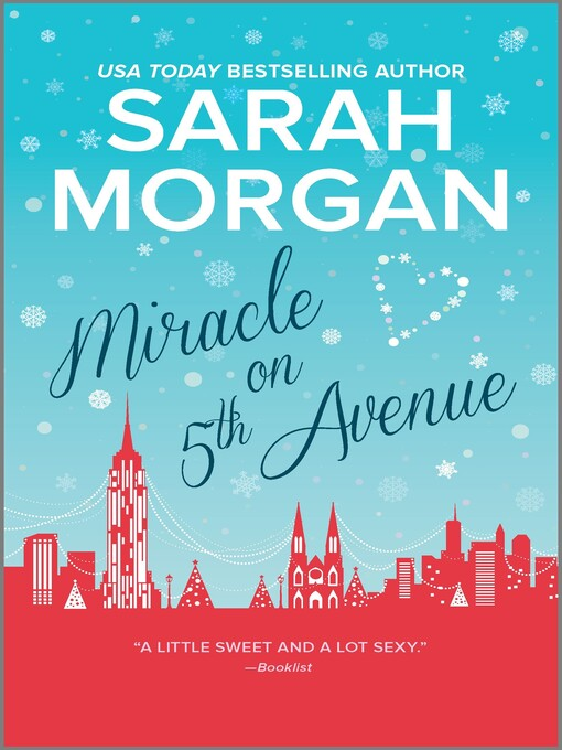 Title details for Miracle on 5th Avenue by Sarah Morgan - Wait list