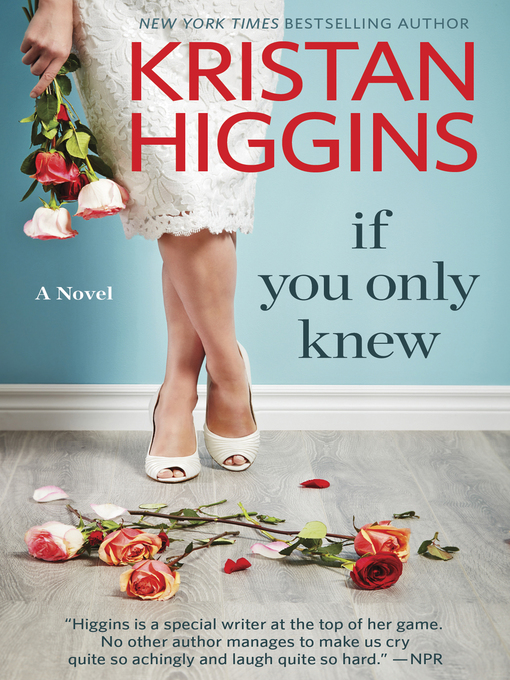 Title details for If You Only Knew by Kristan Higgins - Wait list