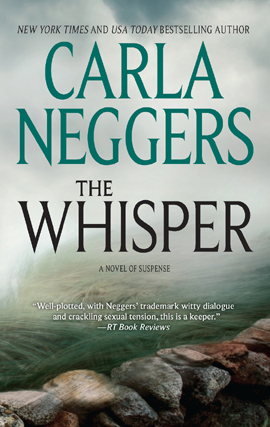Title details for The Whisper by Carla Neggers - Available