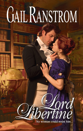 Title details for Lord Libertine by Gail Ranstrom - Wait list