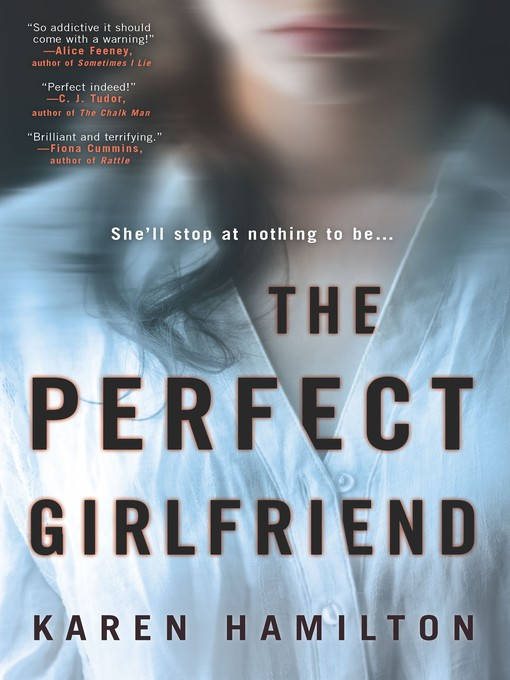 Title details for The Perfect Girlfriend by Karen Hamilton - Wait list