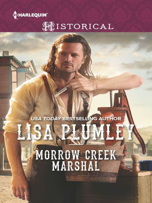 Title details for Morrow Creek Marshal by Lisa Plumley - Wait list