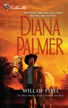 Title details for Will of Steel by Diana Palmer - Available