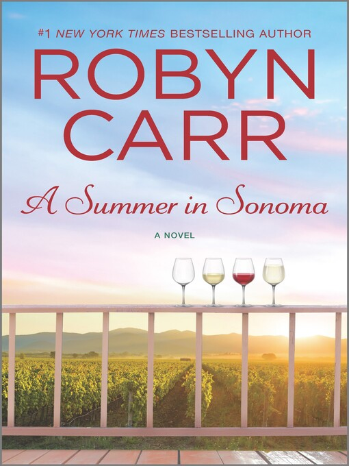 Title details for A Summer in Sonoma by Robyn Carr - Available