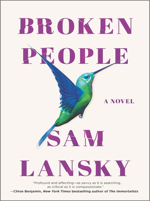 Title details for Broken People by Sam Lansky - Wait list