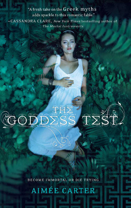 Title details for The Goddess Test by Aimée Carter - Available