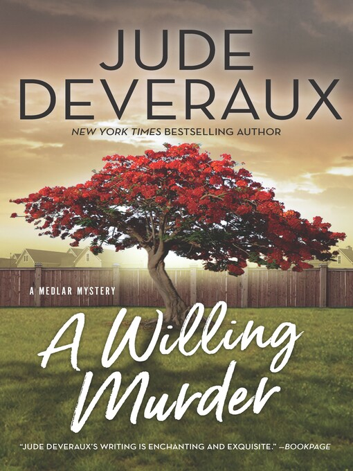 Title details for A Willing Murder--A Medlar Mystery by Jude Deveraux - Wait list
