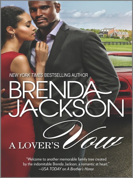 Title details for A Lover's Vow by Brenda Jackson - Available