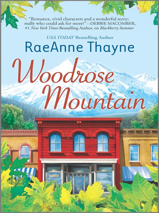 Title details for Woodrose Mountain by RaeAnne Thayne - Available