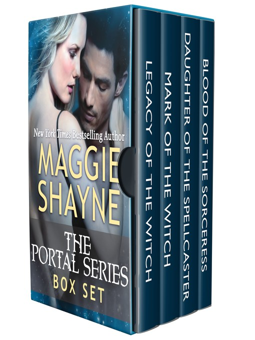 Title details for The Portal Series Box Set by Maggie Shayne - Wait list