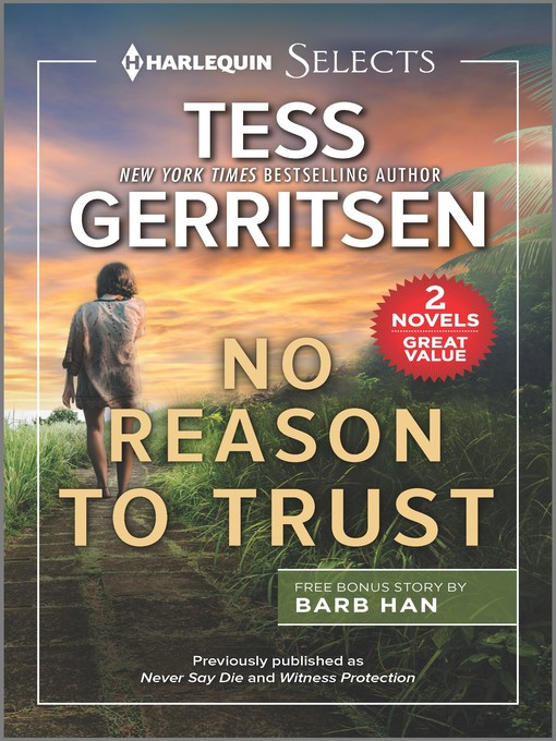 Title details for No Reason to Trust by Tess Gerritsen - Available