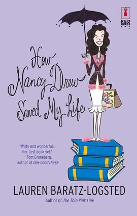 Title details for How Nancy Drew Saved My Life by Lauren Baratz-Logsted - Wait list