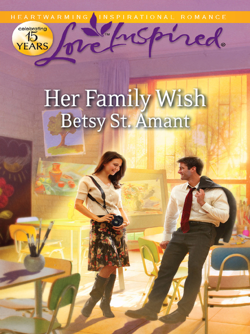 Title details for Her Family Wish by Betsy St. Amant - Wait list