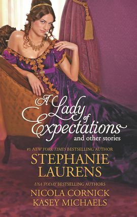 Title details for A Lady of Expectations and Other Stories: The Secrets of a Courtesan\How to Woo a Spinster by STEPHANIE LAURENS - Available