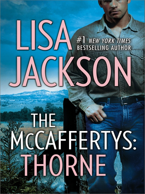 Title details for The McCaffertys: Thorne by Lisa Jackson - Wait list
