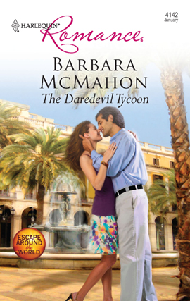 Title details for The Daredevil Tycoon by Barbara McMahon - Available