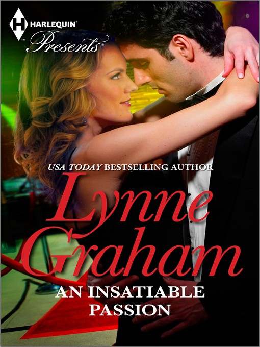 Title details for An Insatiable Passion by Lynne Graham - Wait list