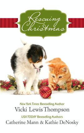 Title details for Rescuing Christmas: Holiday Haven\Home for Christmas\A Puppy for Will by Vicki Lewis Thompson - Available