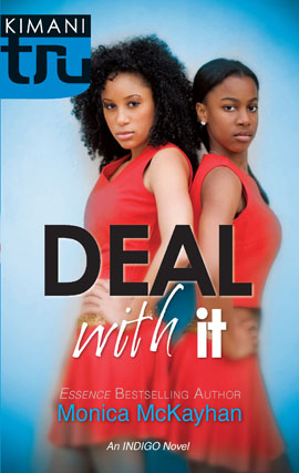 Title details for Deal With It by Monica McKayhan - Available