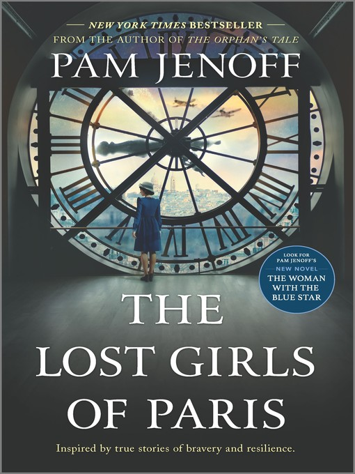Title details for The Lost Girls of Paris by Pam Jenoff - Available