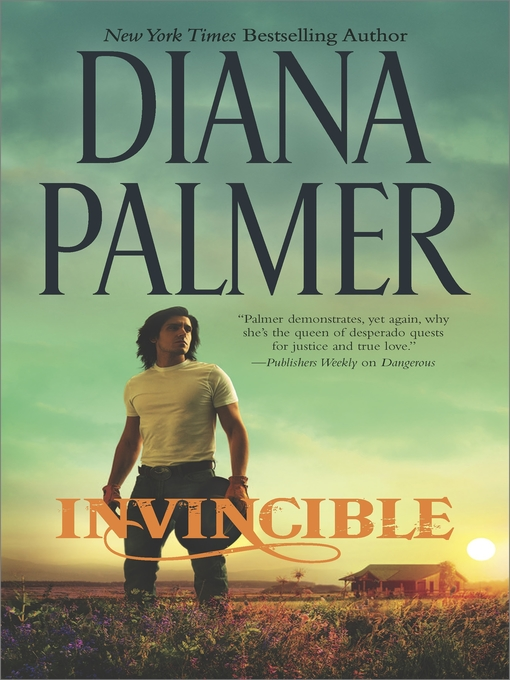 Title details for Invincible by Diana Palmer - Wait list