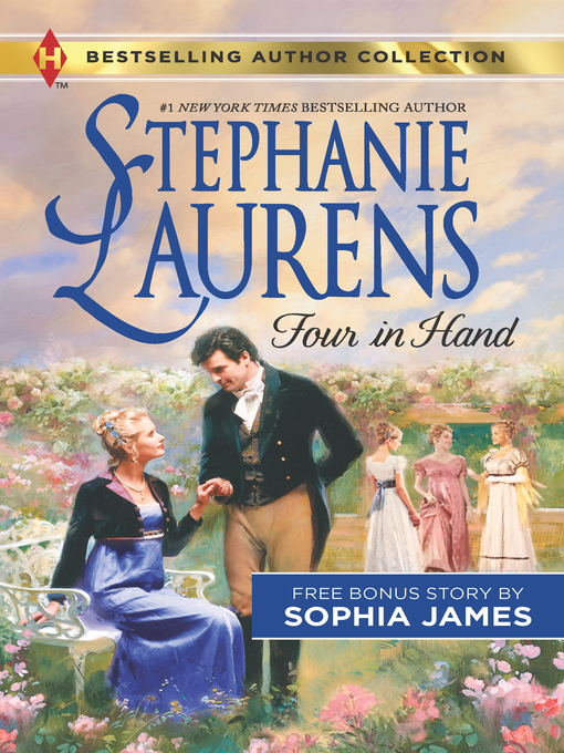 Title details for Four in Hand by STEPHANIE LAURENS - Wait list