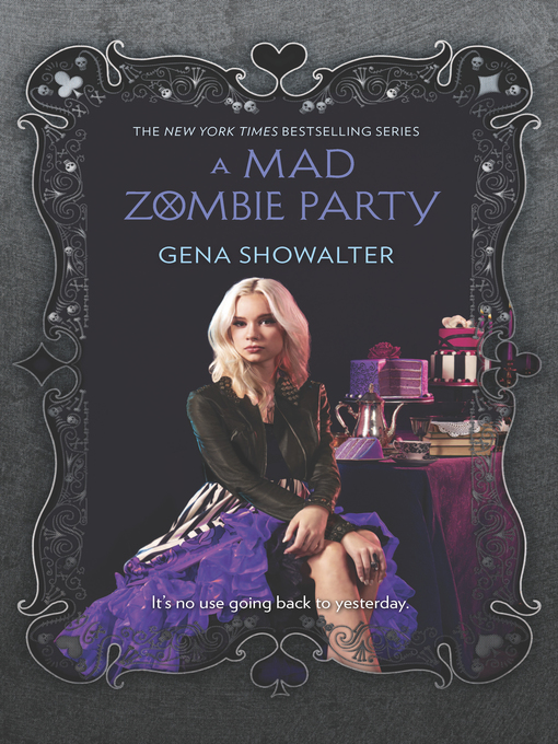 Title details for A Mad Zombie Party by Gena Showalter - Available