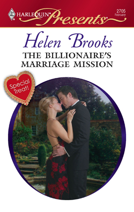 Title details for The Billionaire's Marriage Mission by Helen Brooks - Available