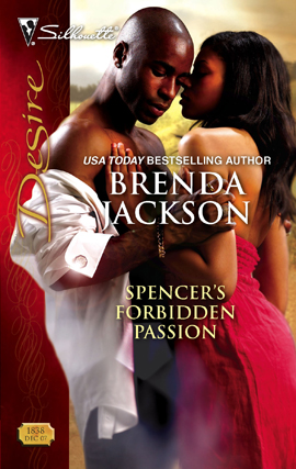 Title details for Spencer''s Forbidden Passion by Brenda Jackson - Wait list