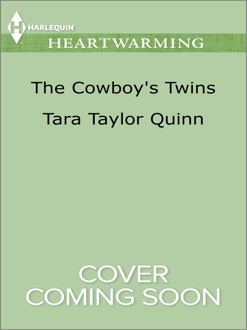Cover of The Cowboy's Twins