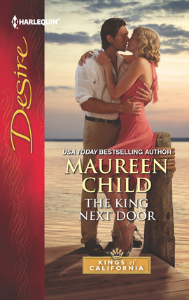Title details for The King Next Door by Maureen Child - Available