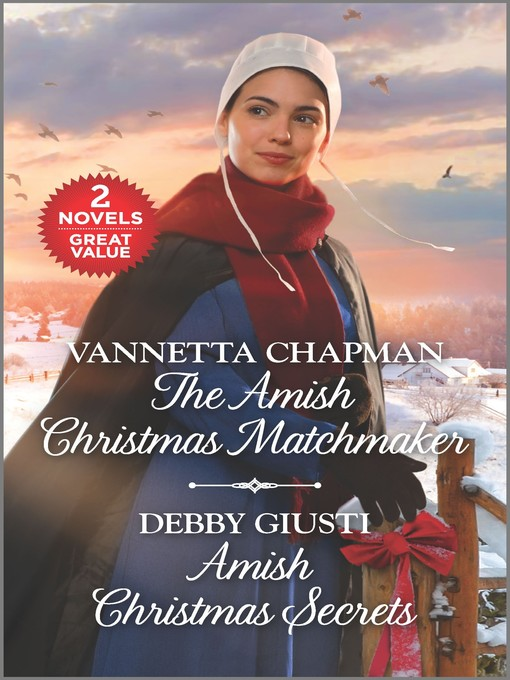 The Amish Christmas Matchmaker and Amish Christmas Secrets