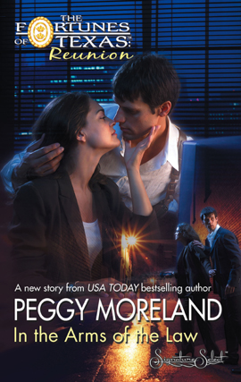 Title details for In the Arms of the Law by Peggy Moreland - Available