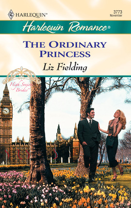 Title details for Ordinary Princess by Liz Fielding - Available