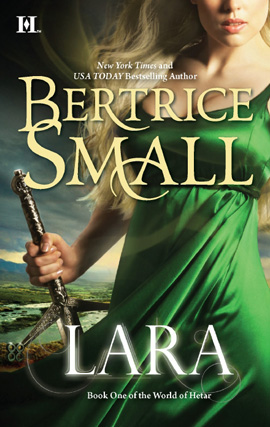 Title details for Lara by Bertrice Small - Wait list