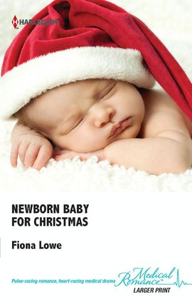 Title details for Newborn Baby for Christmas by Fiona Lowe - Available