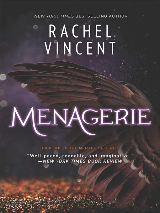 Title details for Menagerie by Rachel Vincent - Wait list