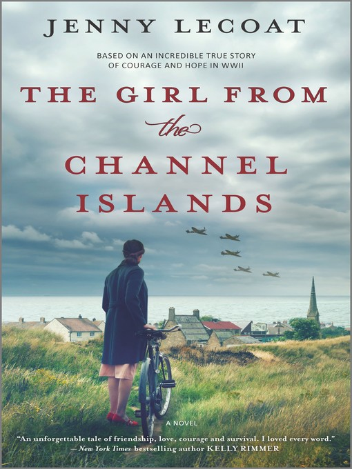 Title details for The Girl from the Channel Islands by Jenny Lecoat - Wait list