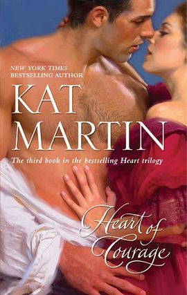 Title details for Heart of Courage by Kat Martin - Available