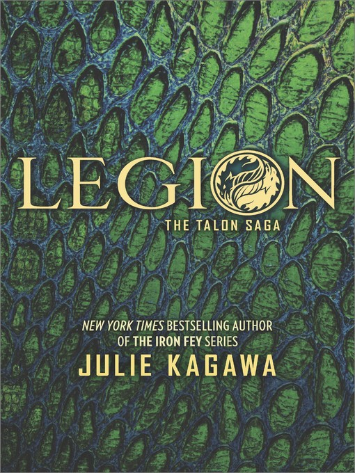 Title details for Legion by Julie Kagawa - Wait list