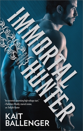 Title details for Immortal Hunter by Kait Ballenger - Wait list