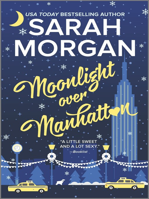 Cover of Moonlight Over Manhattan