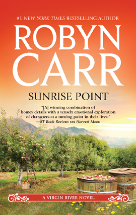 Title details for Sunrise Point by Robyn Carr - Wait list