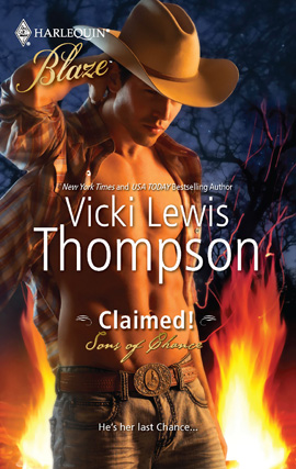Title details for Claimed! by Vicki Lewis Thompson - Available