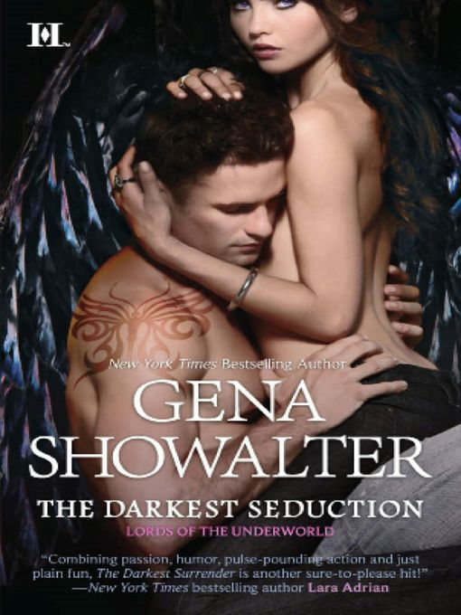 Title details for The Darkest Seduction by Gena Showalter - Available