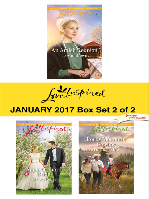 Title details for Harlequin Love Inspired January 2017, Box Set 2 of 2 by Jo Ann Brown - Available
