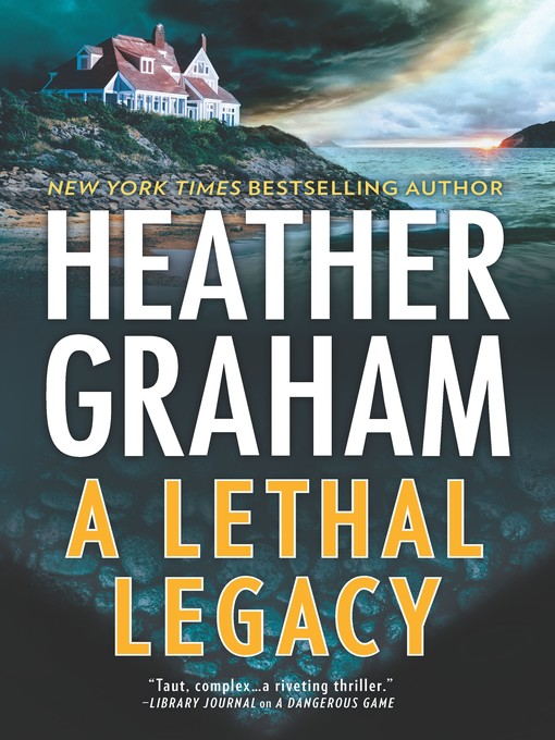 Title details for A Lethal Legacy by Heather Graham - Wait list
