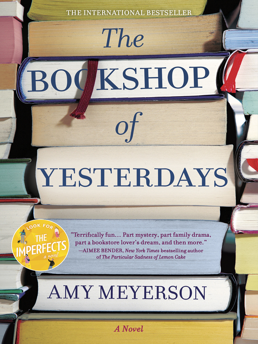 Title details for The Bookshop of Yesterdays by Amy Meyerson - Available